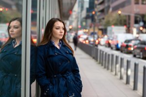 Young business woman in Houston, TX   Help for eating disorders   Natalie Mica LPC